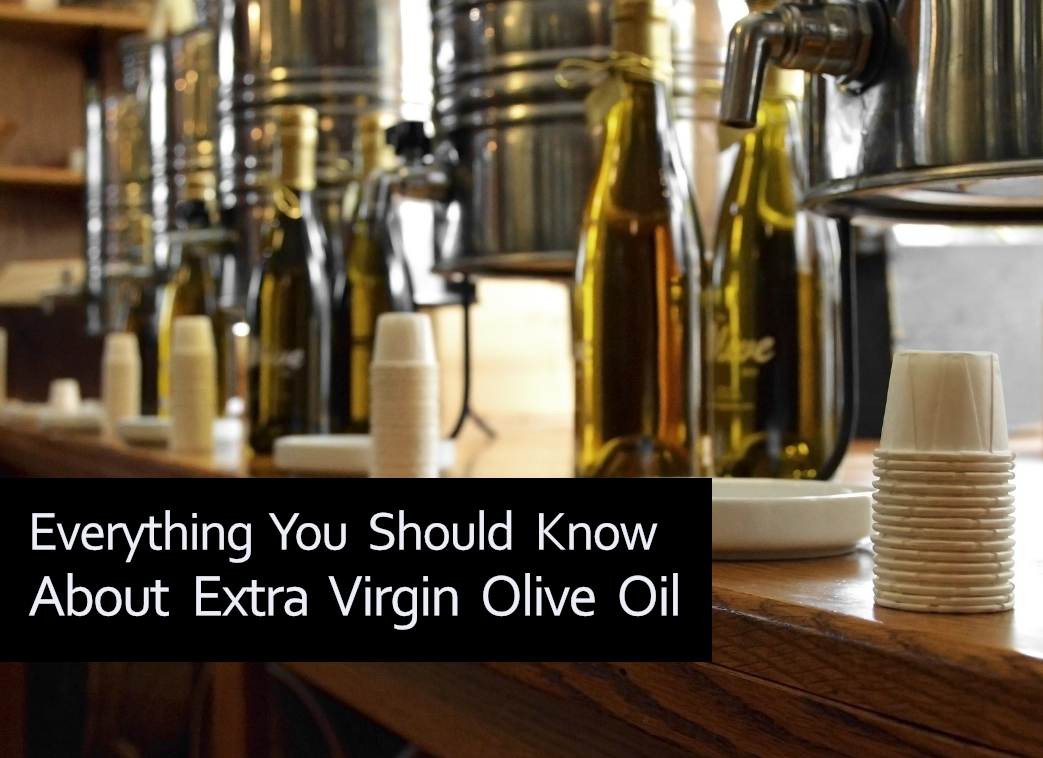 EVOO Amazing Health Benefits