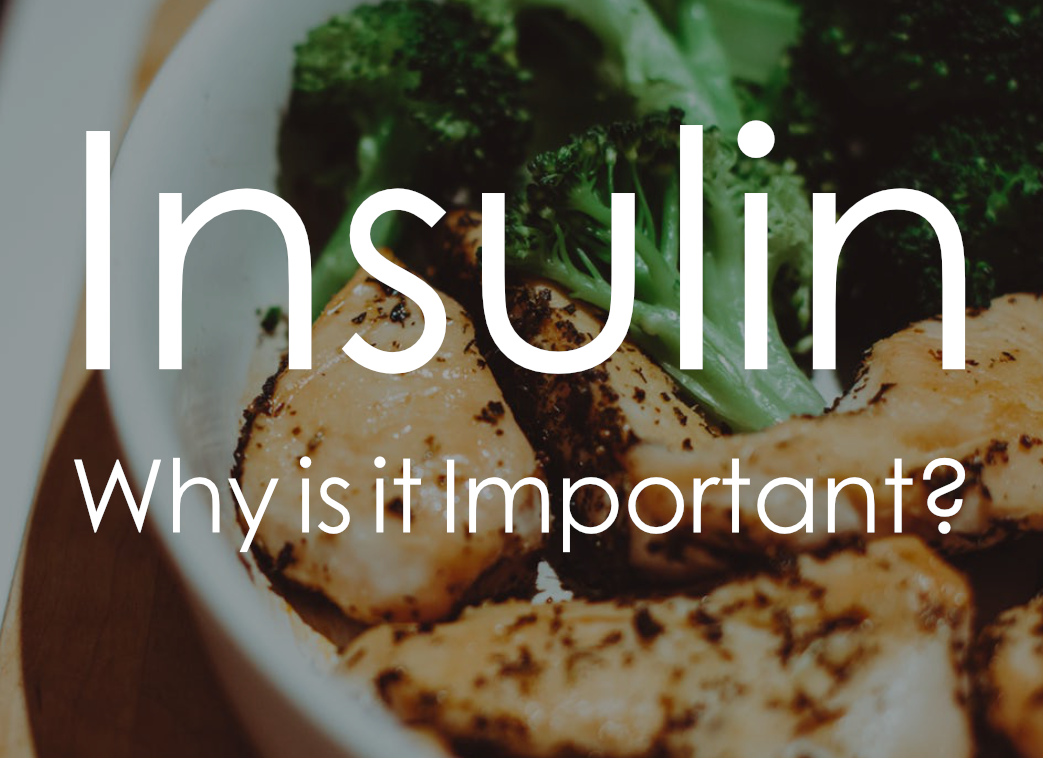 Why is insulin important?