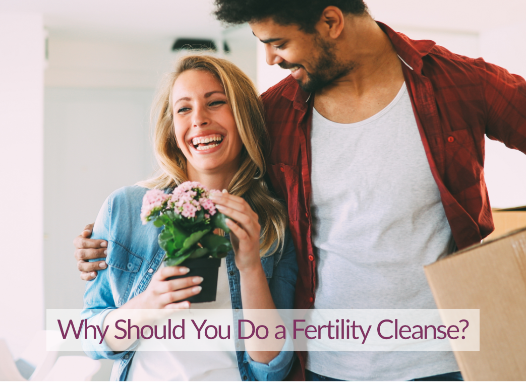 Why Should You Do A Fertility Cleanse?