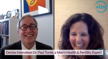 Denise Interviews Dr. Paul Turek