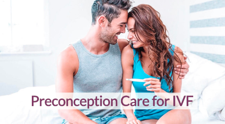 Preconception Care for IVF